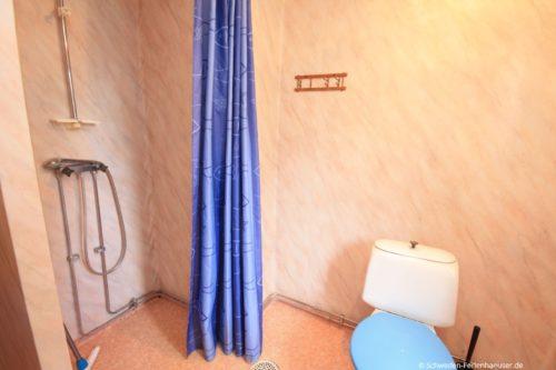 Badezimmer 2 – Ferienhaus Tida