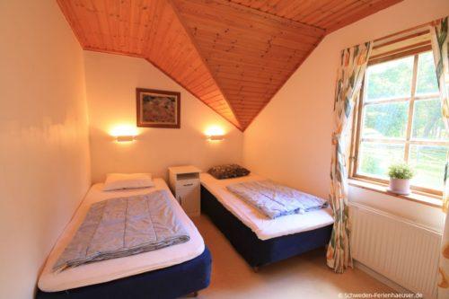 Schlafzimmer 3 – Ferienhaus Tida