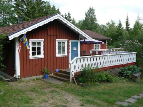 Ferienhaus Hyrsås