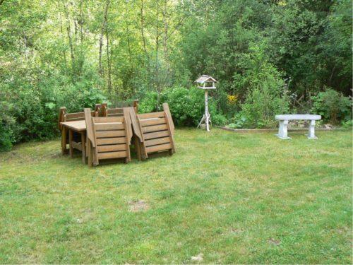 Garten – Ferienhaus Hrysås