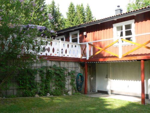 Außenansicht – Ferienhaus Hrysås
