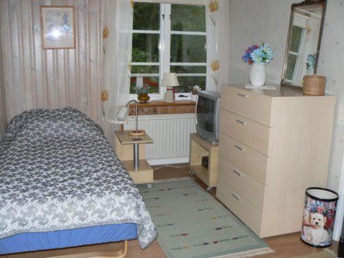 Schlafzimmer 3 – Ferienhaus Hrysås