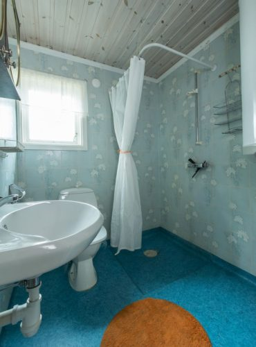 Badezimmer – Ferienhaus Westa