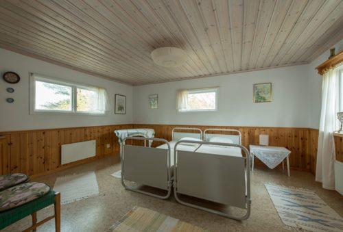 Schlafzimmer 1 – Ferienhaus Westa