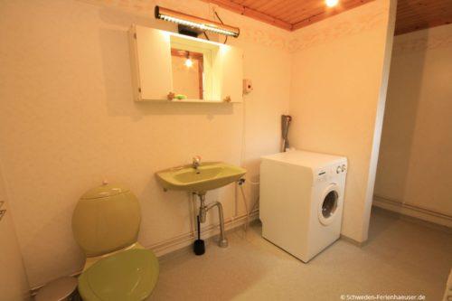 Badezimmer - Ferienhaus Mats