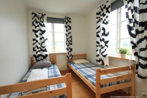 Schlafzimmer 1 - Ferienhaus Mats
