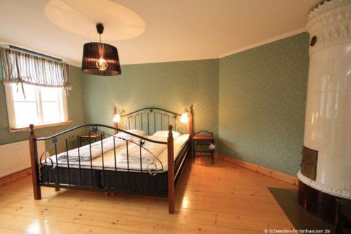 Schlafzimmer 2 - Ferienhaus Mats