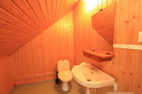 Gäste-WC - Ferienhaus Mats