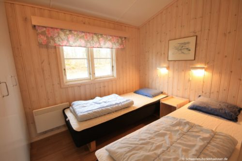Schlafzmmer 1 – Ferienhaus Räv
