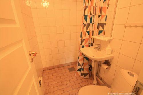 Badezimmer – Ferienhaus Räv