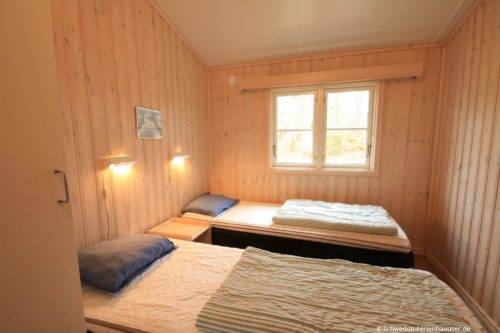 Schlafzmmer 2 – Ferienhaus Räv