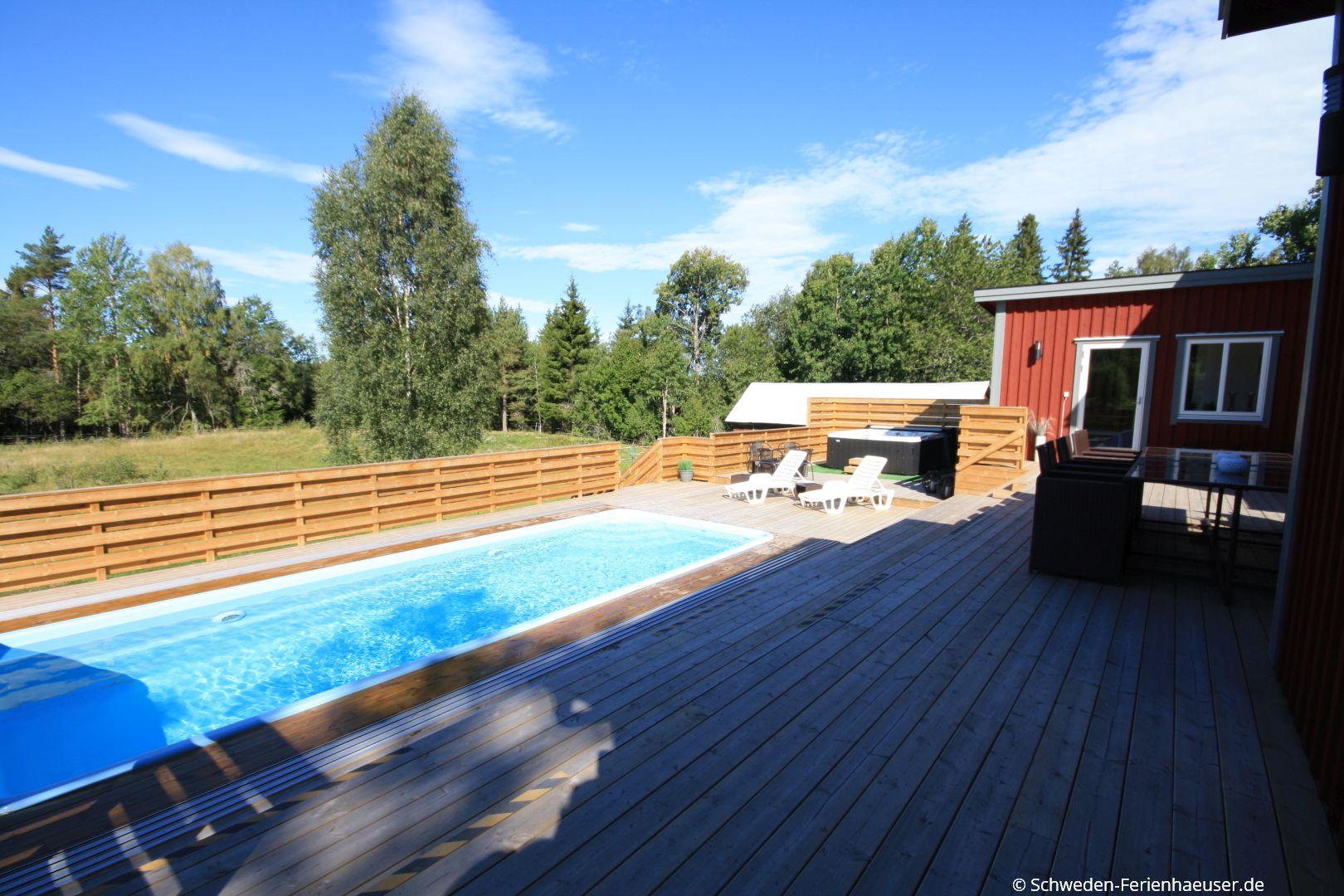 Ferienhaus str ms schweden v sterg tland j nk ping - Formentera ferienhaus mit pool ...