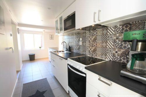 Küche – Ferienhaus Ströms