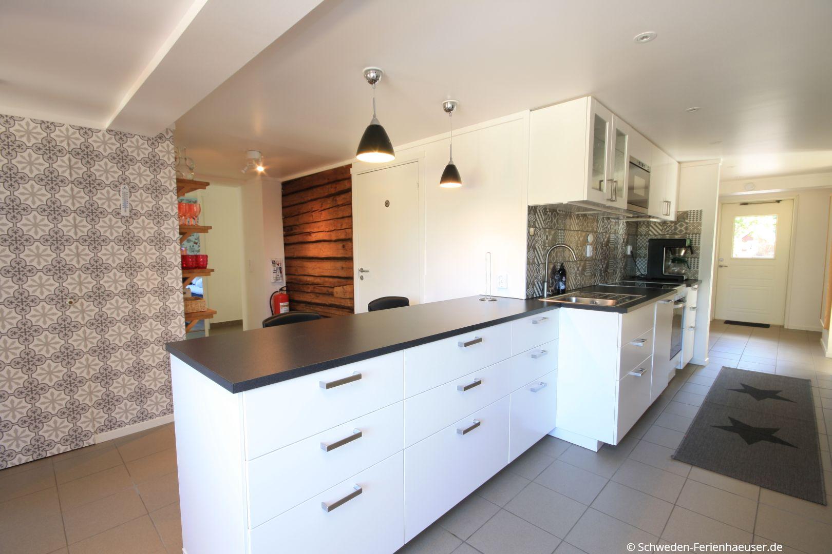 schweden k che schwedischer landhausstil fur die kuche. Black Bedroom Furniture Sets. Home Design Ideas