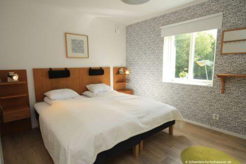 Schlafzimmer 2 – Ferienhaus Ströms