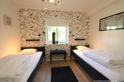Schlafzimmer 3 – Ferienhaus Ströms