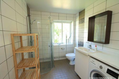 Badezimmer 2 – Ferienhaus Ströms