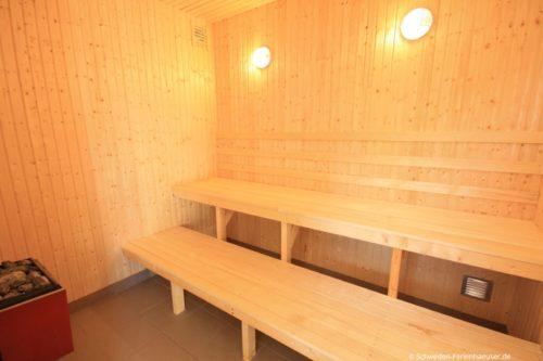 Sauna – Ferienhaus Ströms