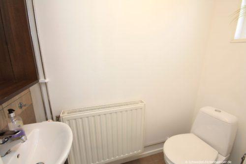 Gäste-WC – Ferienhaus Ströms