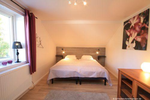 Schlafzimmer 4 – Ferienhaus Ströms