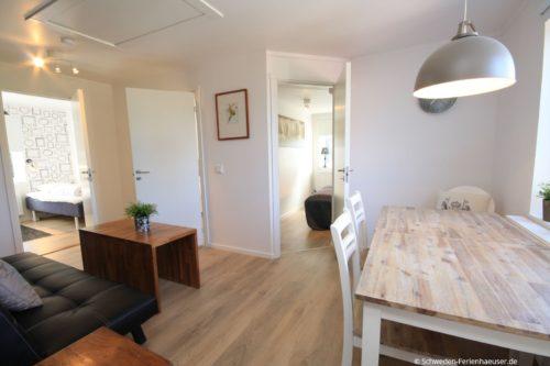 Flur/Wohnbereich Obergeschoss – Ferienhaus Ströms