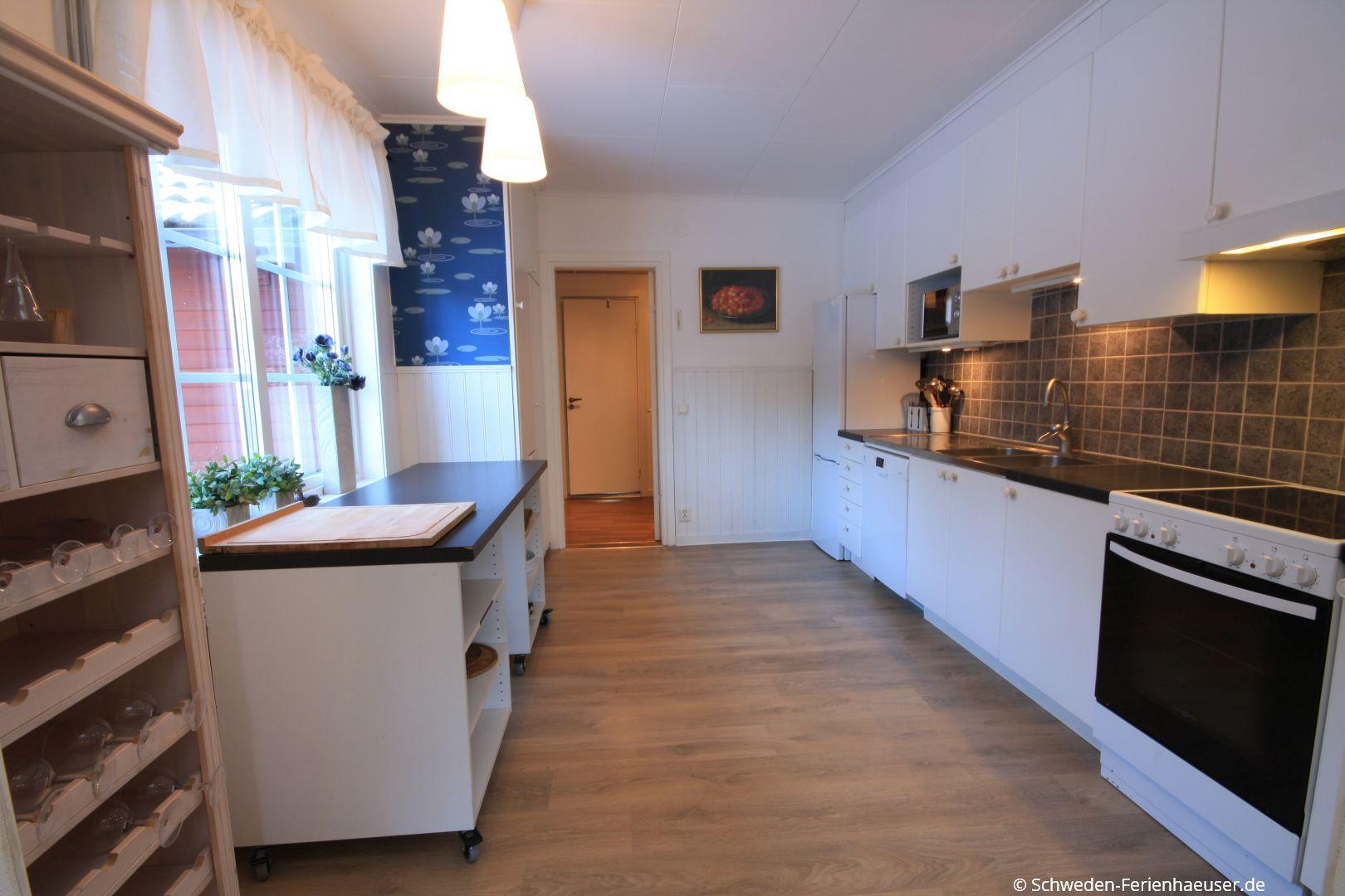 Kompostbehälter Küche | Ferienhaus Bro011