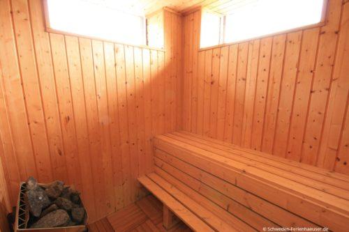 Sauna – Ferienhaus Kosta