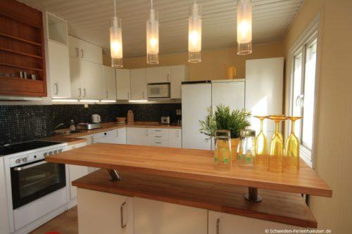 Küche – Ferienhaus Kosta