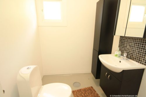 Gäste-WC – Ferienhaus Kosta