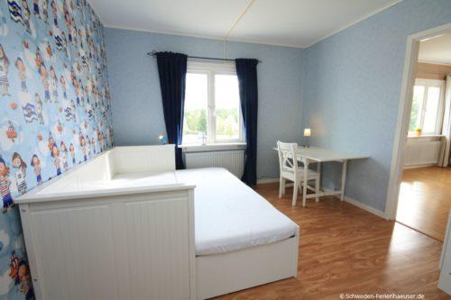 Schlafzimmer 1 – Ferienhaus Kosta