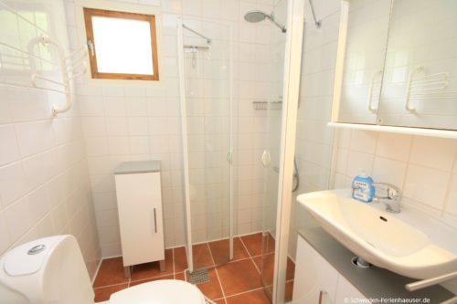 Badezimmer – Ferienhaus Kosta