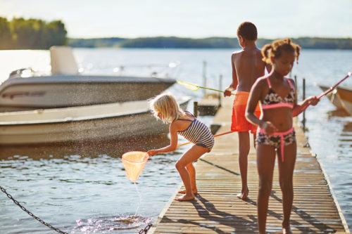 Verbringen Sie die Sommerferien in Schweden | © Clive Tompsett/imagebank.sweden.se