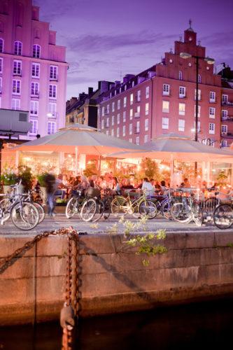 Stockholms lebhafte Bar- und Kneipenkultur | © Conny Fridh/imagebank.sweden.se