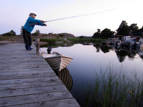 Genießen Sie Ihren Angelurlaub in Schweden | Melker Dahlstrand/imagebank.sweden.se