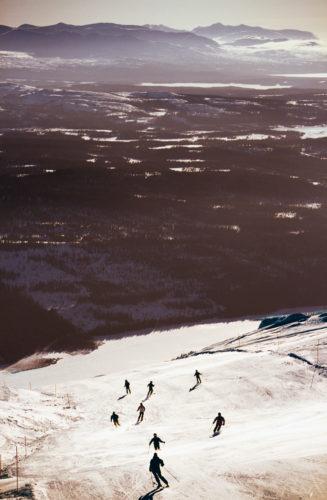 Einzigartige Skigebiete erwarten Sie in Schweden | © Henrik trygg/imagebank.sweden.se