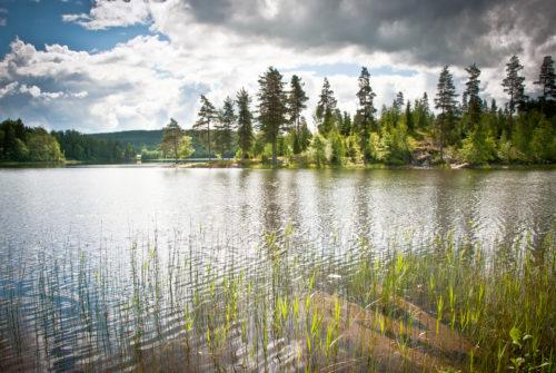 Zahlreiche Seen und Wälder prägen die Landschaft von Värmland | © Jacque de Villiers/imagebank.sweden.se