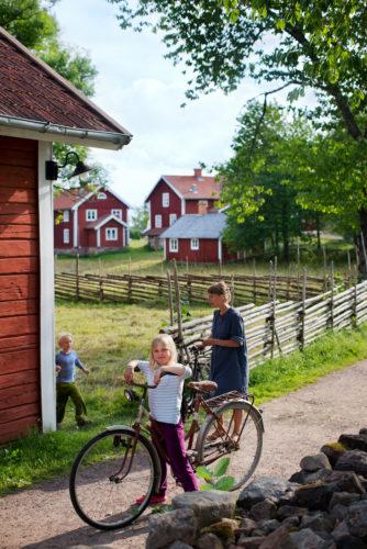 Sommertraum für Jung und Alt | © Johan Willner/imagebank.sweden.se