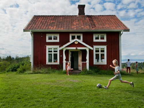 Ein Schwedenurlaub, wie er im Buche steht | © Johan Willner/imagebank.sweden.se