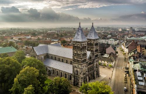 Der berühmte Dom zu Lund ist besonders sehenswert | © Per Pixel Petersson/imagebank.sweden.se