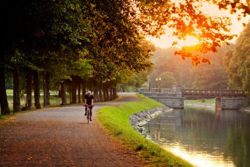 Neben viel Wasser hat die Stadt auch zahlreiche Parks zu bieten | © Werner Nystrand/Folio/imagebank.sweden.se