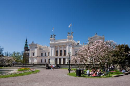 Die Universität Lund zählt zu den 100 besten der Welt. | © Folio/imagebank.sweden.se