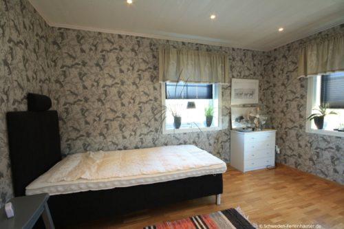 Schlafzimmer 2 – Ferienhaus Sjötorpet