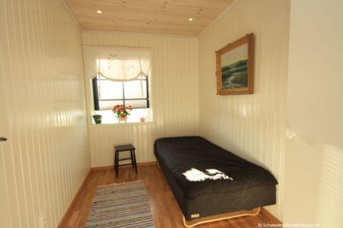 Schlafzimmer 3 – Ferienhaus Sjötorpet