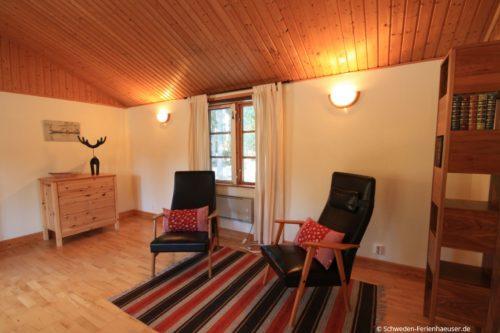Wohnbereich - Ferienhaus Björktorpet