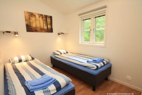 Schlafzimmer 1 – Ferienhaus Kron