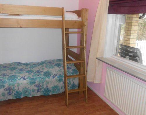 Schlafzimmer 3 - Ferienhaus Tuna