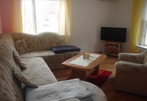 Wohnzimmer - Ferienhaus Tuna