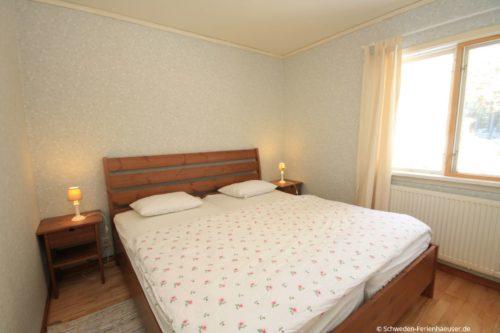 Schlafzimmer 1 – Ferienhaus Granlunden