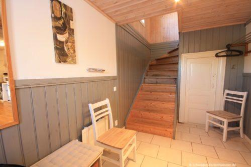 Flur / Eingangsbereich - Ferienhaus Backö
